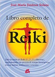 Libro completo de Reiki (José María Jiménez Solana)
