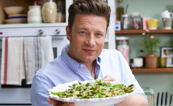 Los 5 mejores libros de Jamie Oliver