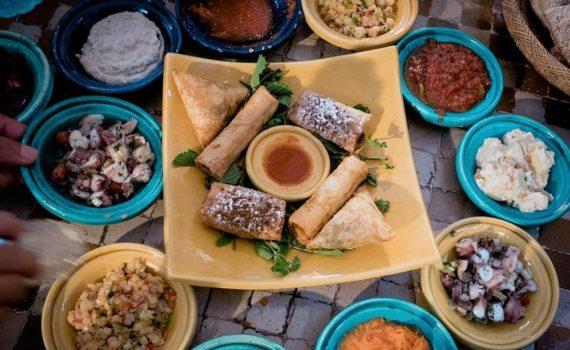 Los 5 mejores libros de cocina árabe