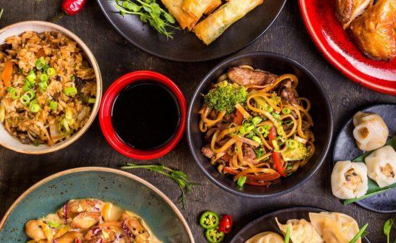 Los 5 mejores libros de cocina asiática
