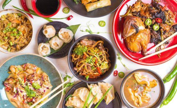 Los 5 mejores libros de cocina china