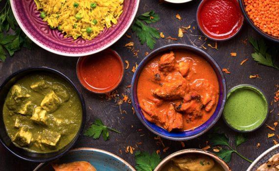 Los 5 mejores libros de cocina india