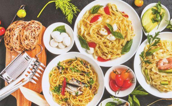 Los 5 mejores libros de cocina italiana