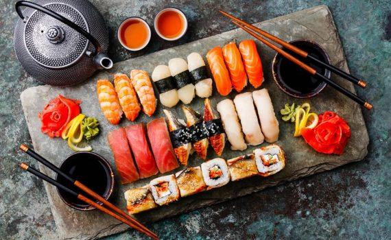 Los 5 mejores libros de cocina japonesa