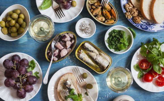 Los 5 mejores libros de cocina mediterránea