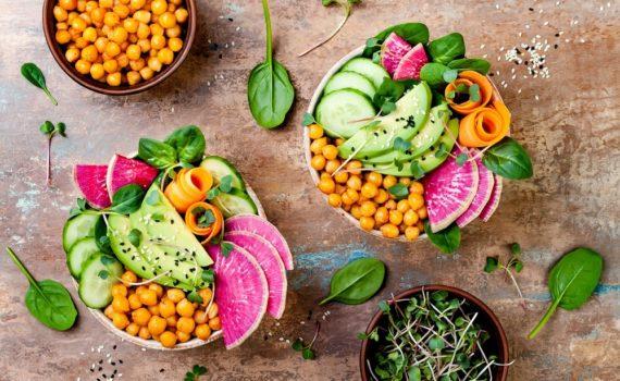 Los 5 mejores libros de cocina vegetariana