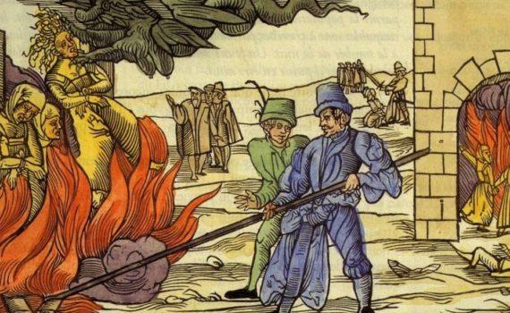 Los 5 mejores libros de la historia de la brujería