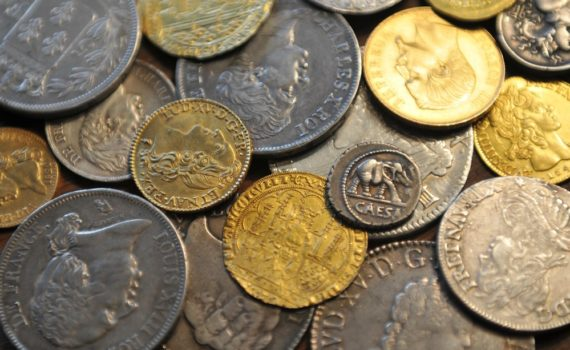 Los 5 mejores libros de numismática