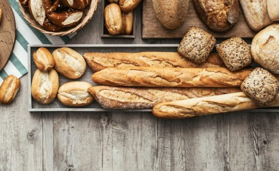 Los 5 mejores libros de recetas de pan casero