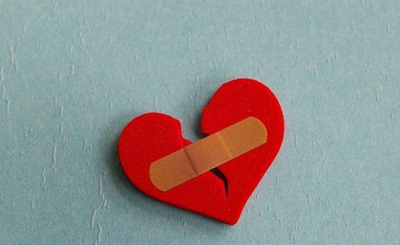 Los 5 mejores libros para superar una ruptura amorosa