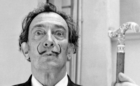 Los 5 mejores libros sobre Dalí