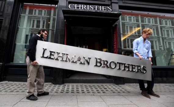 Los 5 mejores libros sobre la crisis financiera