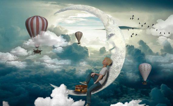 Los 5 mejores libros sobre sueños lúcidos