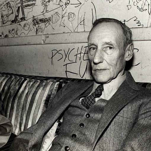 Los 9 mejores libros de William S. Burroughs