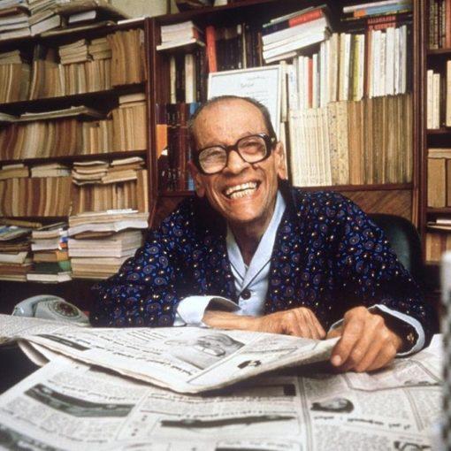 Los 10 mejores libros de Naguib Mahfuz